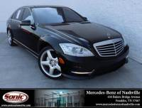 Pre-Owned 2011 Mercedes-Benz S-Class S 550 Sedan