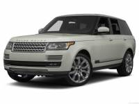 Used 2016 Land Rover Range Rover Supercharged SUV in Glenwood Springs