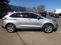 Used 2017 Ford Edge Titanium SUV