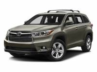 2016 Toyota Highlander Limited - Toyota dealer in Amarillo TX – Used Toyota dealership serving Dumas Lubbock Plainview Pampa TX