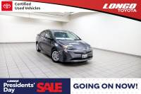 Certified Used 2017 Toyota Prius Two in El Monte