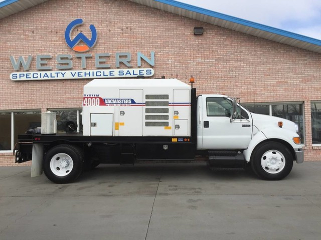 Photo 2009 Ford F-650 Vacuum Truck