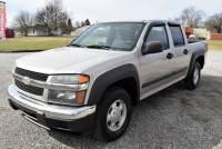 Used 2005 Chevrolet Colorado 1SC LS Z85