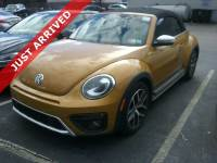 Used 2017 Volkswagen Beetle For Sale at Fred Beans Volkswagen | VIN: 3VWT17AT4HM800222