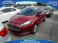Used 2016 Ford Fiesta SE For Sale in Orlando, FL   Vin: 3FADP4EE1GM184595