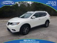 Used 2015 Nissan Rogue SL For Sale in Orlando, FL | Vin: 5N1AT2MTXFC853424