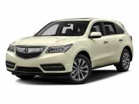 Used 2016 Acura MDX 3.5L Sport Utility For Sale in Soquel near Aptos, Scotts Valley & Watsonville