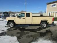 Used 2012 Chevrolet 2500HD 4x4 Ext-Cab Long Box Pickup