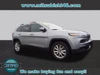 Used 2017 Jeep Cherokee Limited 4x4 TOTOWA NJ M7702RI