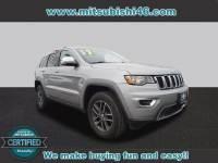 Used 2017 Jeep Grand Cherokee Limited 4x4 TOTOWA NJ M7701I