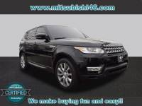 Used 2014 Land Rover Range Rover Sport 3.0L V6 Supercharged HSE TOTOWA NJ M7658