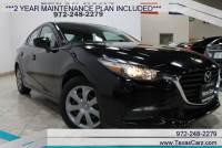 2017 Mazda Mazda3 Sport for sale in Carrollton TX