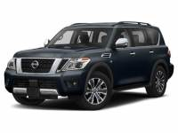 2019 Nissan Armada SL - Nissan dealer in Amarillo TX – Used Nissan dealership serving Dumas Lubbock Plainview Pampa TX