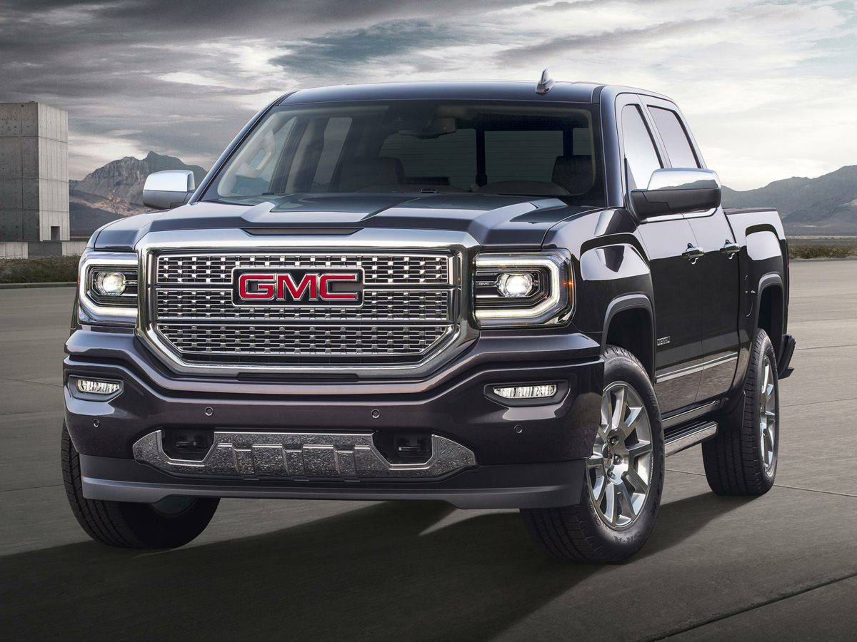 Photo Used 2018 GMC Sierra 1500 Denali in West Palm Beach, FL