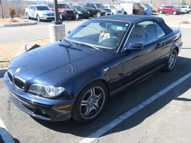 Photo Used 2005 BMW 3 Series 330Ci Convertible
