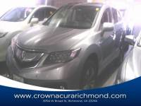 Pre-Owned 2017 Acura RDX V6 AWD with Advance Package in Richmond VA
