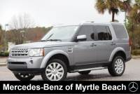 Used 2013 Land Rover LR4 SUV For Sale in Myrtle Beach, South Carolina