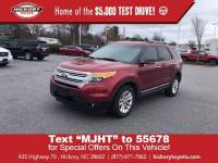 Used 2013 Ford Explorer XLT SUV