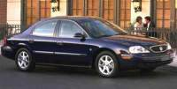 Pre-Owned 2001 Mercury Sable LS Premium