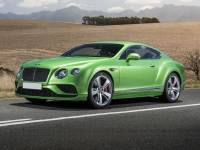 2017 Bentley Continental GT Speed Coupe