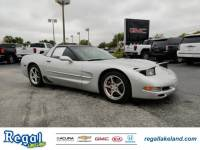 Used 2003 Chevrolet Corvette Base Coupe