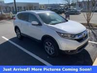 Certified 2018 Honda CR-V EX AWD SUV