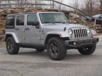 Pre-Owned 2016 Jeep Wrangler JK Unlimited Sahara 4x4 SUV