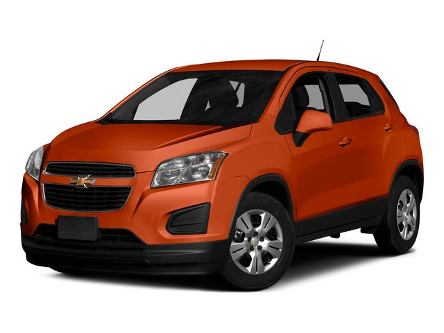 Photo 2015 Chevrolet Trax LT - Chevrolet dealer in Amarillo TX  Used Chevrolet dealership serving Dumas Lubbock Plainview Pampa TX