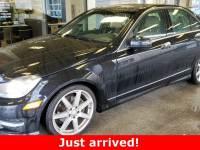 Used 2013 Mercedes-Benz C-Class For Sale at Harper Maserati   VIN: WDDGF4HB2DA773181