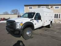 Used 2015 Ford F-450 4x4 Reg-Cab Service Utility Truck