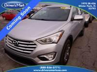 Used 2016 Hyundai Santa Fe SE For Sale in Orlando, FL   Vin: KM8SM4HF3GU140331