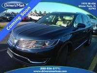 Used 2017 Lincoln MKX Reserve For Sale in Orlando, FL | Vin: 2LMPJ6LR9HBL10747