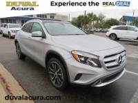 Used 2016 Mercedes-Benz GLA For Sale in Jacksonville at Duval Acura | VIN: WDCTG4EB0GJ210347