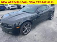 Pre-Owned 2012 Chevrolet Camaro Coupe 1LT