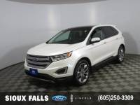 Pre-Owned 2015 Ford Edge Titanium SUV for Sale in Sioux Falls near Brookings
