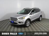 Pre-Owned 2017 Ford Escape SE SUV for Sale in Sioux Falls near Brookings