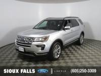 Certified Pre-Owned 2019 Ford Explorer Limited SUV for Sale in Sioux Falls near Vermillion