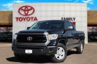 Used 2017 Toyota Tundra 2WD SR Double Cab 6.5' Bed 4.6L