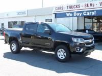 Certified 2019 Chevrolet Colorado WT Truck Crew Cab