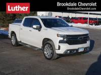 Certified Pre-Owned 2019 Chevrolet Silverado 1500 Crew Cab Short Box 4-Wheel Drive High Country