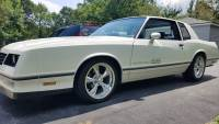 1984 Chevrolet Monte Carlo SS White Beauty
