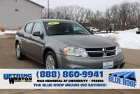Pre-Owned 2013 Dodge Avenger 4dr Sdn SE VIN 1C3CDZAB0DN613304 Stock Number 1313304