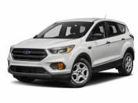 Used 2018 Ford Escape SE SUV
