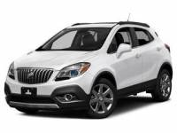 Pre-Owned 2016 Buick Encore Convenience FWD
