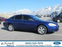 2006 Chevrolet Impala LT Sedan V6 12V MPFI OHV Flexible Fuel