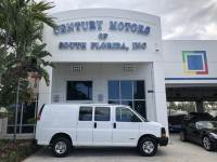 2004 Chevrolet Express Cargo Van 2500 Clean CarFax 1 Owner CD A/C Tow Package