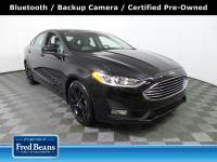 Used 2019 Ford Fusion SE For Sale Langhorne PA FL0034P | Fred Beans Ford of Langhorne