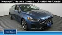 Used 2019 Ford Fusion SEL For Sale Langhorne PA FL0005P | Fred Beans Ford of Langhorne