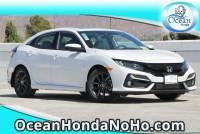 New 2020 Honda Civic Hatchback EX Hatchback For Sale or Lease in Ventura near Oxnard, Santa Barbara & Camarillo