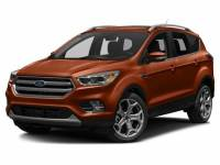 Used 2017 Ford Escape Titanium in Johnston